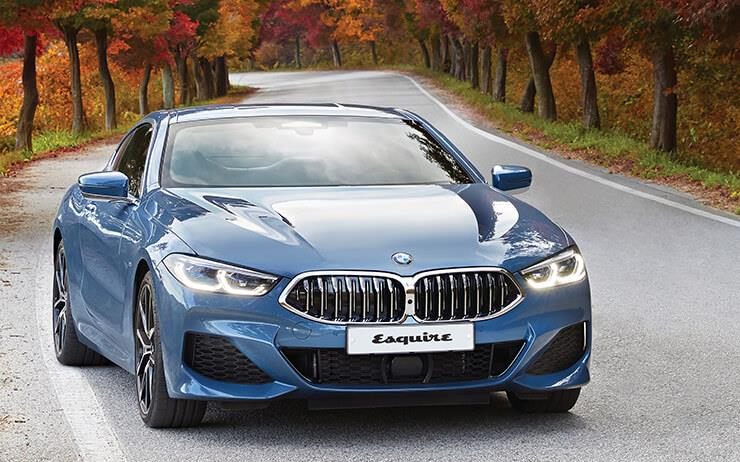 BMW 뉴 8시리즈 쿠페를 타고 늦가을 내장산에 다녀왔다. 도로를 달릴 때는 넘치는 활력에 시공간이 쪼그라드는 듯했고, 유려한 외관을 볼 때는 세상에 차와 둘만 남겨진 기분이었다.