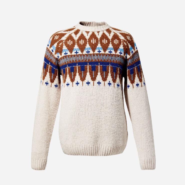 스웨터 1백9만원 S.T.듀퐁 파리