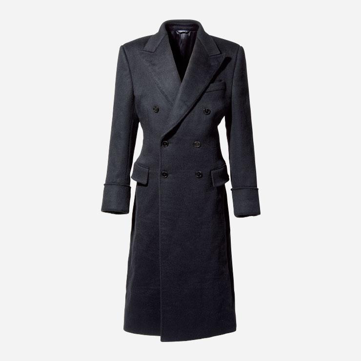 피크트 라펠 코트 가격미정 돌체앤가바나