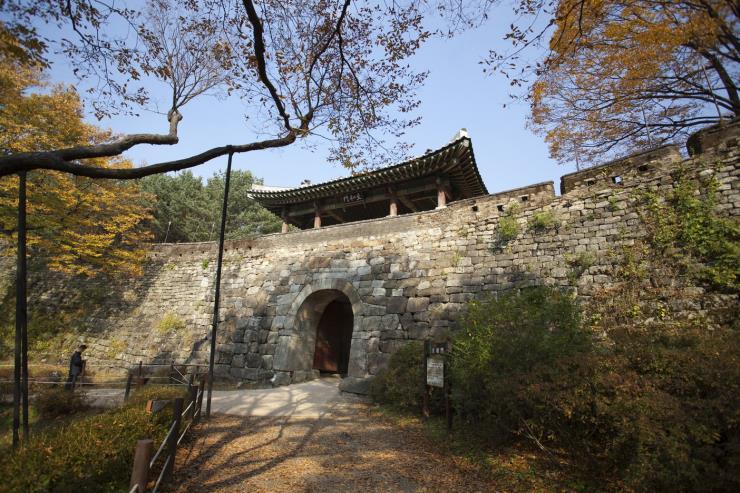 남한산성 남문
