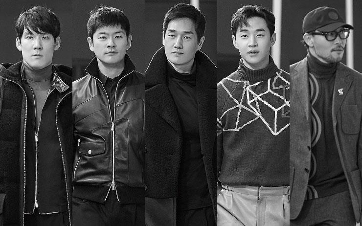 유지태, 헨리, 장기하, 홍장현, 박태환... 에르메스 멘즈 패션쇼에 선 그들과의 인터뷰.