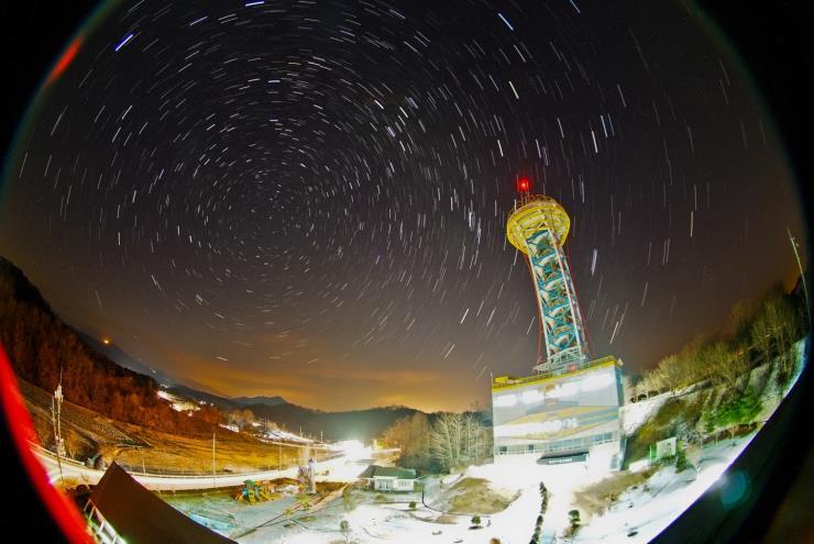 예천천문 우주센터