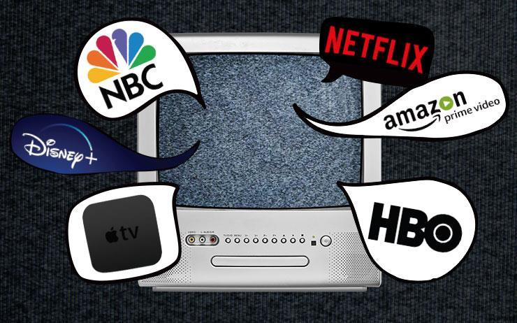 아마존, 애플, 디즈니, NBC, HBO가 참전한 OTT 시장. 위기의 넷플릭스는 과연 왕좌를 지킬 수 있을까? 주가 하락이라는 치명적인 지표에도 불구하고 전문가들이 넷플릭스의 우세승을 점치는 이유는?
