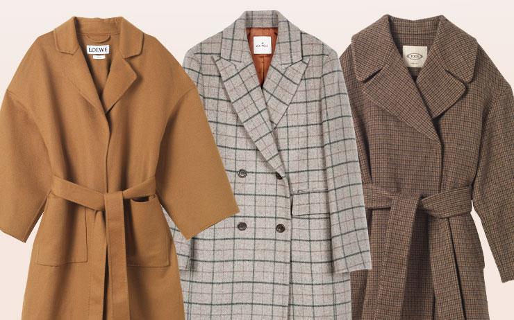 요즘 같은 계절에 가장 먼저 생각나는 여섯 개 브랜드의  맥시 코트를 소개한다.