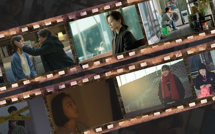 <82년생 김지영> <벌새> <밤의 문이 열린다> <우리집> <아워 바디> <메기> <영하의 바람>까지. 여성의, 여성에 의한, 여성을 위한 작품들이 이토록 풍요로웠던 해는 한국영화사상 처음이다.