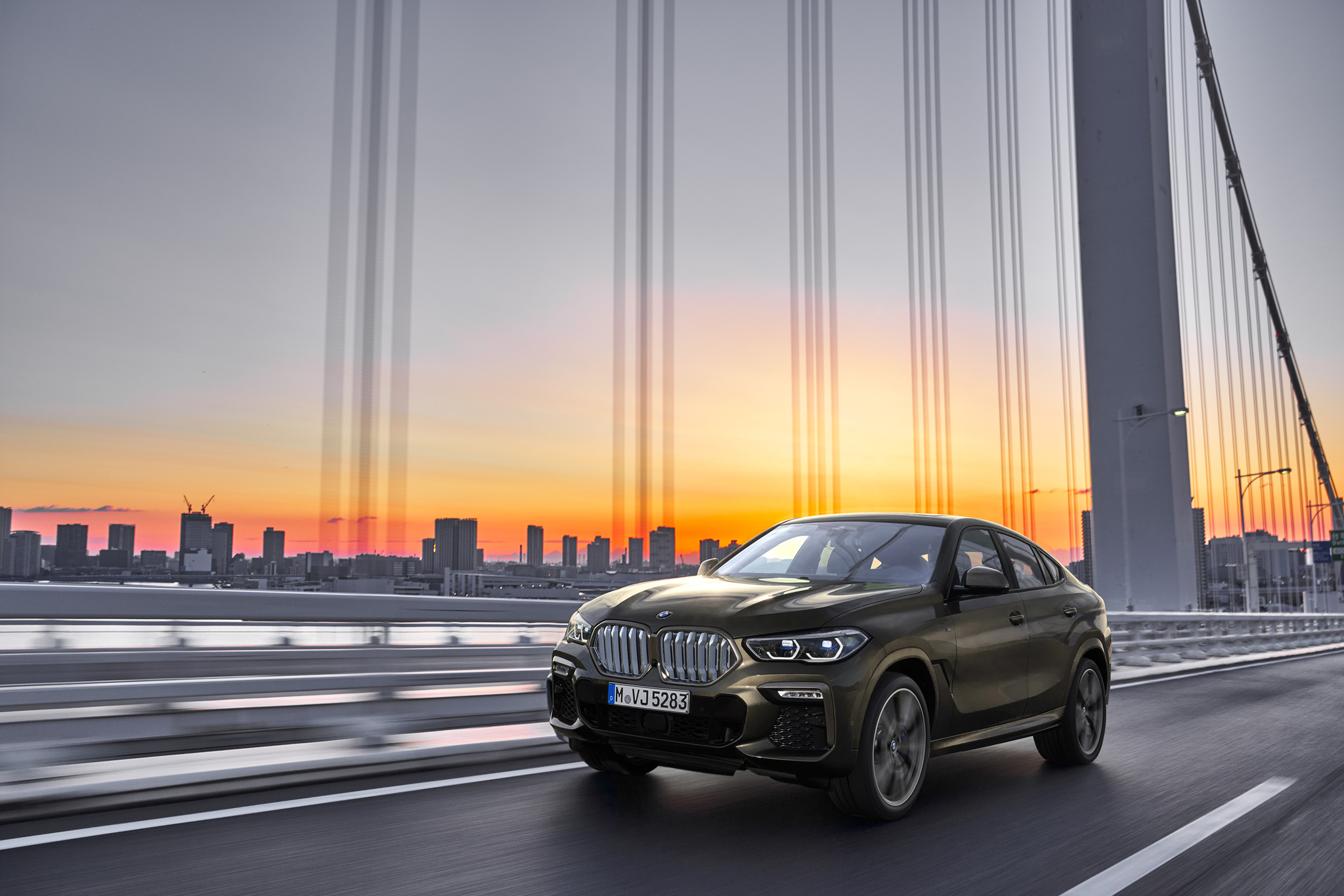 BMW The New X6