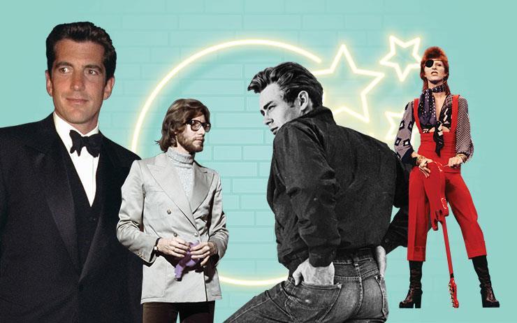 """언제 꺼내 봐도 마음이 아련해지는 기억 속의 아이콘들. """"패션은 사라져도 스타일은 영원하다""""라는 코코 샤넬의 말처럼 오래도록 회자될 스타일을 남긴 이들의 앨범을 공유한다."""