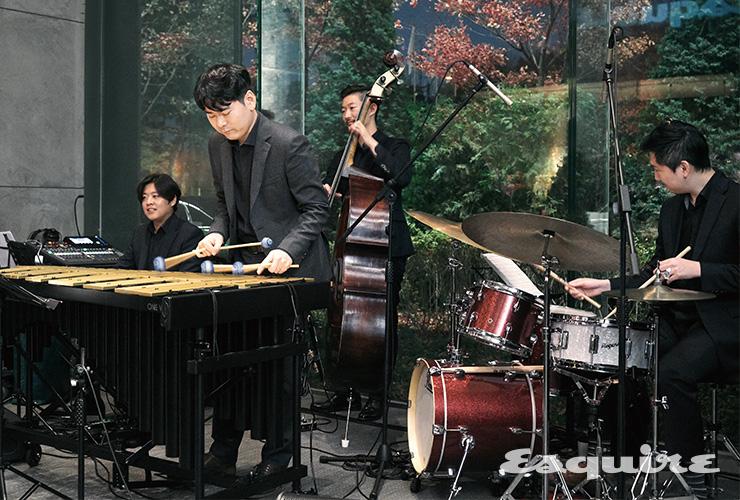 국내 유일의 비브라폰 재즈 밴드 굿펠리스.