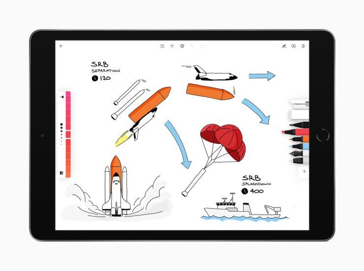 올해의 iPad 앱_Flow by Moleskine