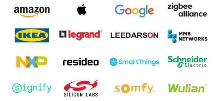 안어울릴 것만 같은 기업들이 '커넥티드 홈' 이란 하나의 목표를 위해 뭉쳤다.