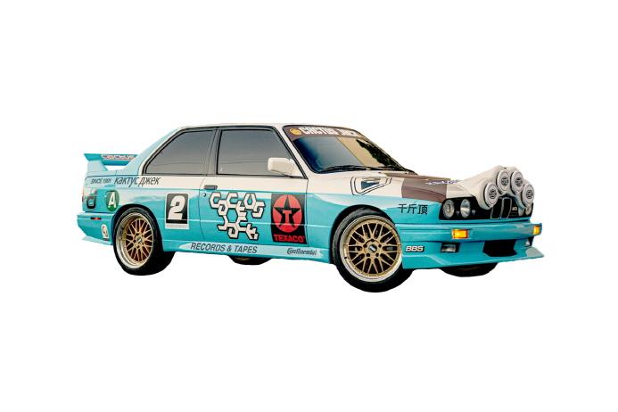 트래비스 스캇이 칵터스 잭과 직접 커스텀 작업한 BMW 모델을 경매로 판매한다.