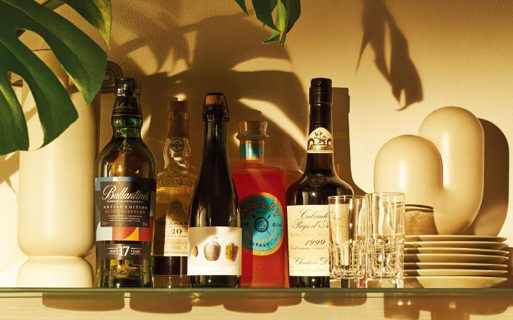 더 특별하고 더 흥미로운 술을 늘 곁에 두고 싶다.