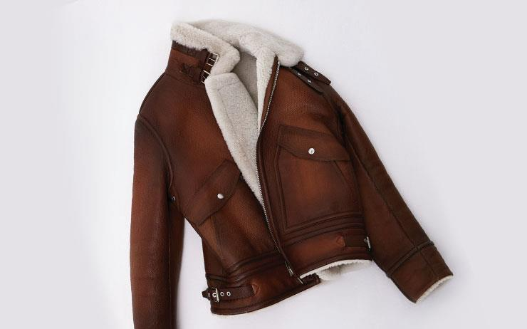 다운재킷의 우아한 대안.