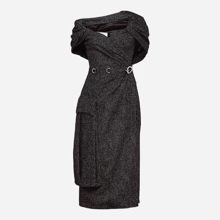 드레스 5백1만원 프라다.