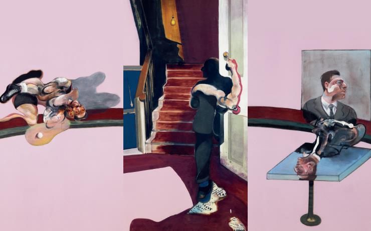 뒤샹, 마그리트, 마티스 등 퐁피두 센터의 20세기 거장들 회고전 시리즈의 정점을 찍을, 23년 만에 파리로 돌아온 프랜시스 베이컨의 대규모 개인전. 이 전시는 화가의 서재에서 나온 책들을 분석하고 그 책들의 구절에서 영감받은 작품들을 소개한다는 주제부터 호기심을 자극한다.