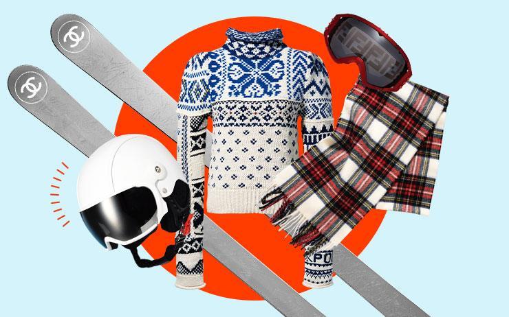 윈터 스포츠를 즐기는 순간에도 멋진 스타일은 필요하다. 패셔너블한 트레킹과 스키 라이프를 위한 에센셜 아이템을 모아봤다.