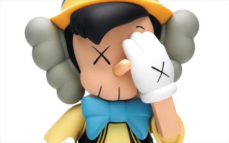 앨리웨이 광교에 자리한 국내 최대 규모의 카우스 컬렉션 전시가 오는 3월 27일까지 열린다.