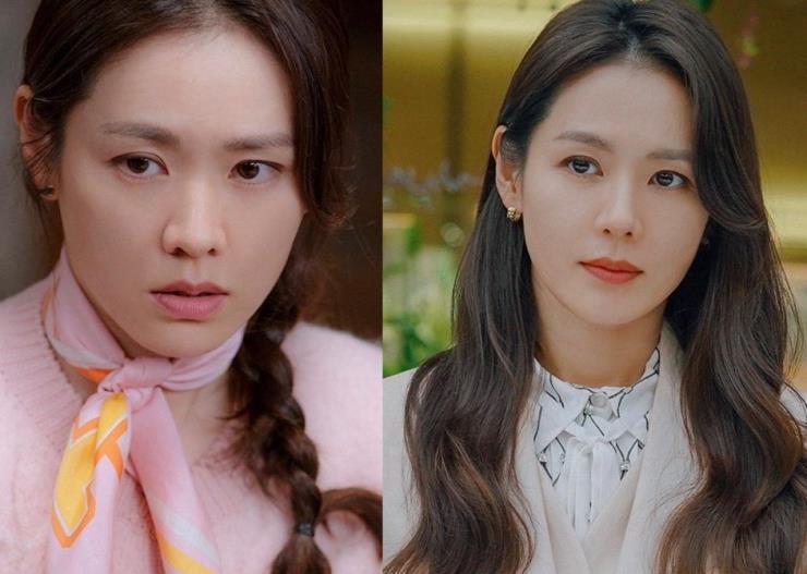 북한에 갔더니 이렇게 변했다! tvN 드라마 <사랑의 불시착> 속 손예진의 뷰티 룩 변화에 주목할 것.