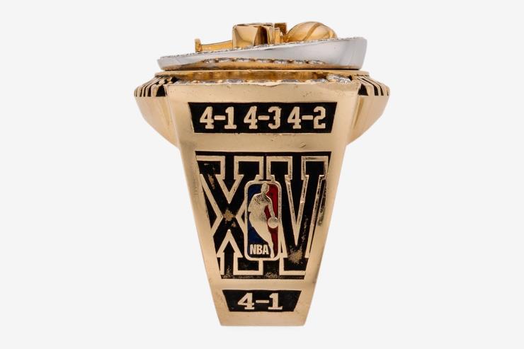 NBA World Champions La Lakers
