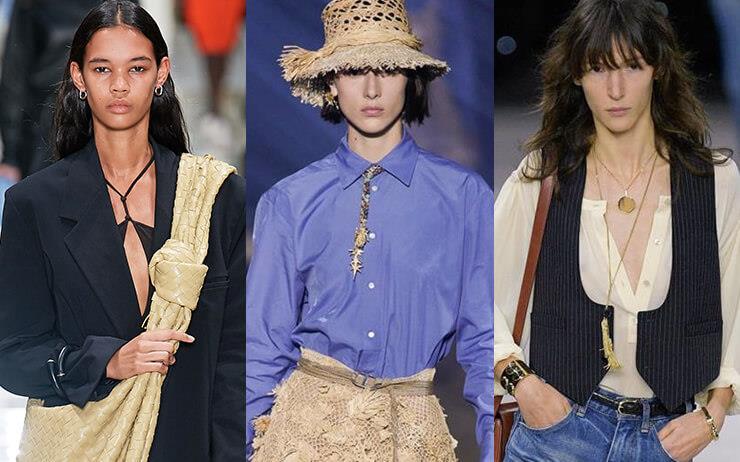 다가올 봄, 어떻게 연출해야 옷 잘 입는다고 소문이 날지 궁금하다면? 2020 트렌드로 급부상한 7가지 패션 아이템을 총정리했으니 <엘르>만 믿고 따라오세요. '이것'만 알면 패션 인싸 등극 OK!