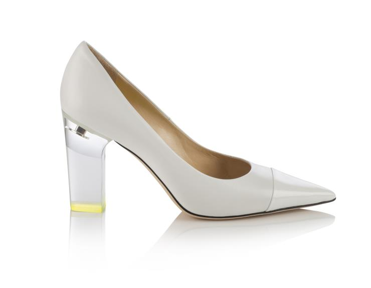 Jimmy Choo x YKJeong 〈THE HIGHLIGHTED〉 Collection.