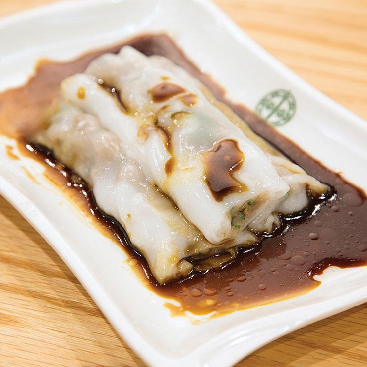 Tim Ho Wan → 타이베이에서 온 미슐랭 딤섬 맛집. 탱글한 새우 속과 말캉한 쌀피가 어우러진 '창펀'을 맛볼 것.