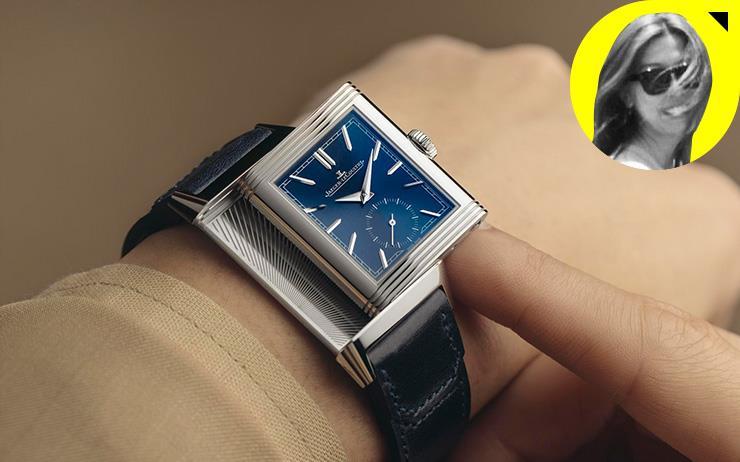 열여섯 번째 '요주의 물건'은 두 얼굴을 가진 물건에 관한 이야기다. 180도 회전시킬 수 케이스를 가진 시계, 예거 르쿨트르 리베르소가 그 주인공이다.