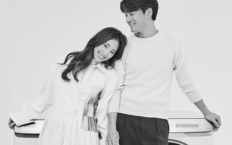 서로에게 '완벽한 짝'인 이천희, 전혜진 부부의 로맨틱한 시간.