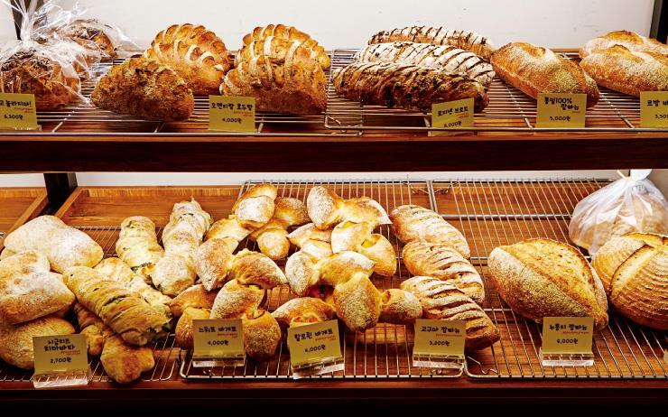 채식주의자의 빵