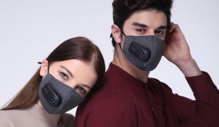 샤오미의 Purely 마스크