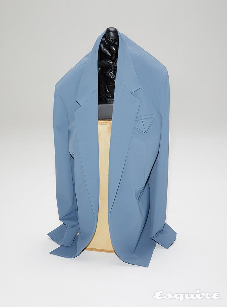 포켓 장식 재킷 가격 미정 보테가 베네타.