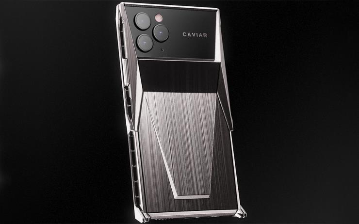 Caviar Iphone 11 pro, Tesla Cybertruck