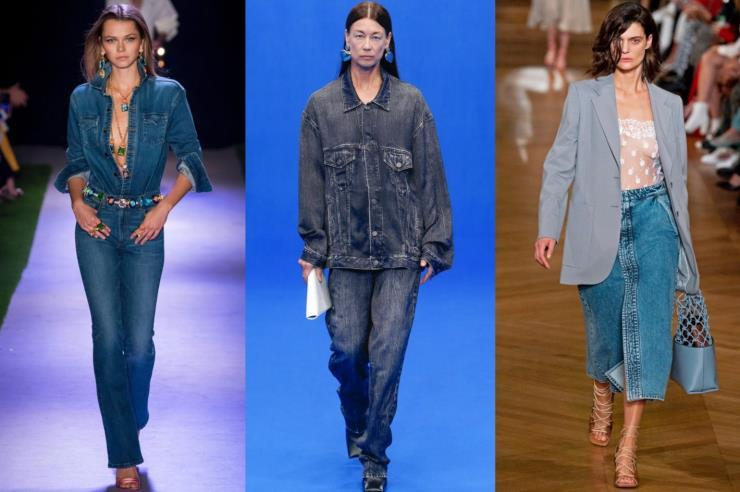 2020년 봄/여름 시즌에는 데님을 사야 한다. 4만 원대부터 70만 원대까지, 패션 인싸를 위한 폭넓은 데님 쇼핑 가이드.