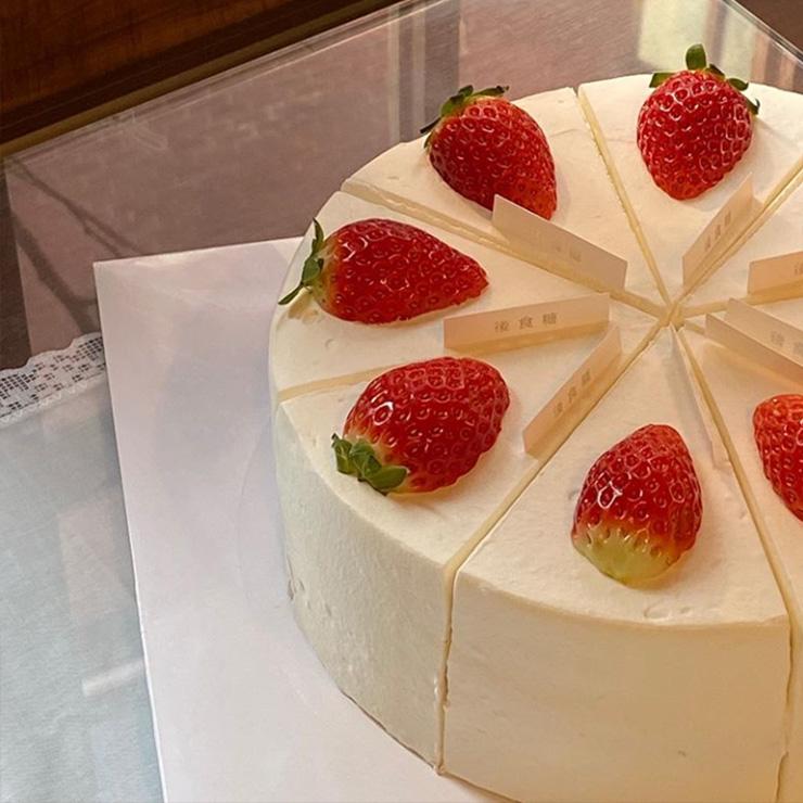 스트로베리 케이크
