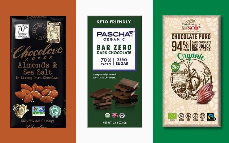 유기농 초콜릿은 맛과 건강을 다 잡았다.