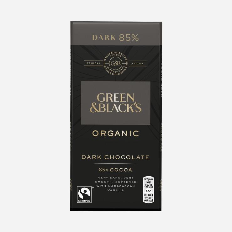 그린앤블랙(Green & Black's)