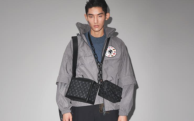 이런 가방, 이런 태도.