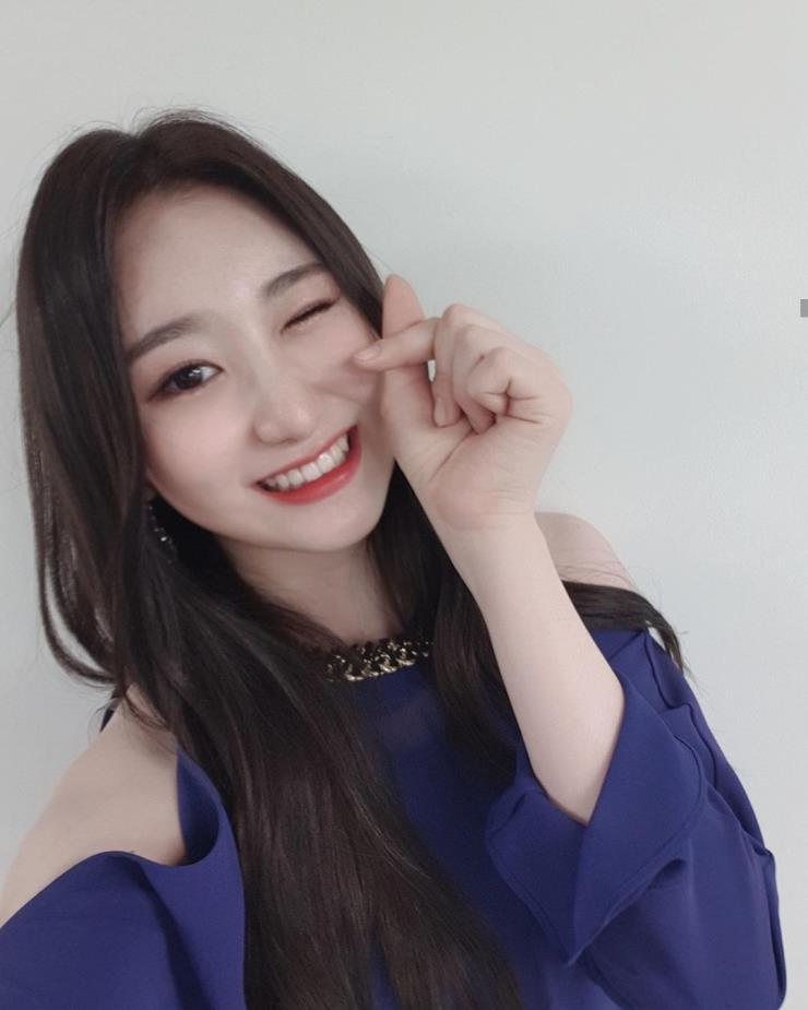아이즈원 채연