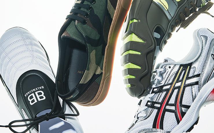 스니커즈부터 로퍼, 부츠까지 봄에 나온 새 신발.