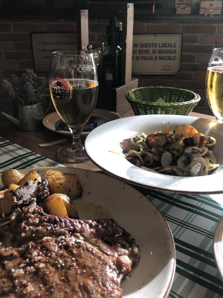 오스테리아 베키오 비콜로(Osteria Veccio Vicolo)