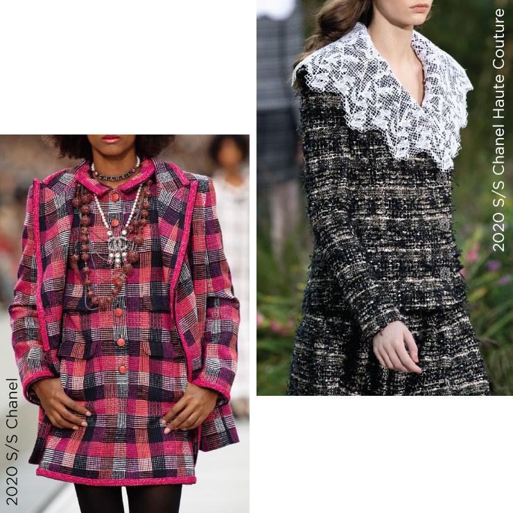 Tweed de Chanel