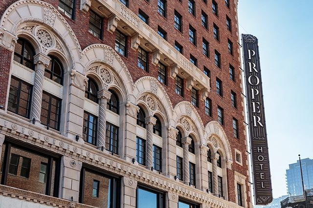 Proper Hotel Downtown LA