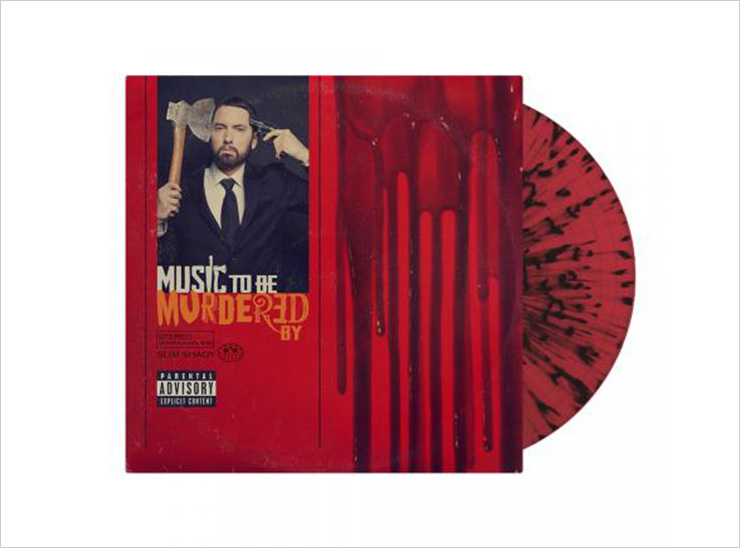 에미넴 〈Music to Be Murdered By〉