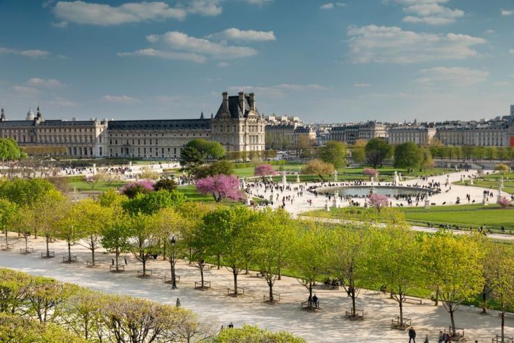 Tuileriess Garden