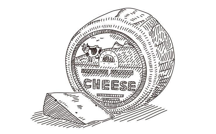 풍미의 견문을 넓혀주는 치즈.