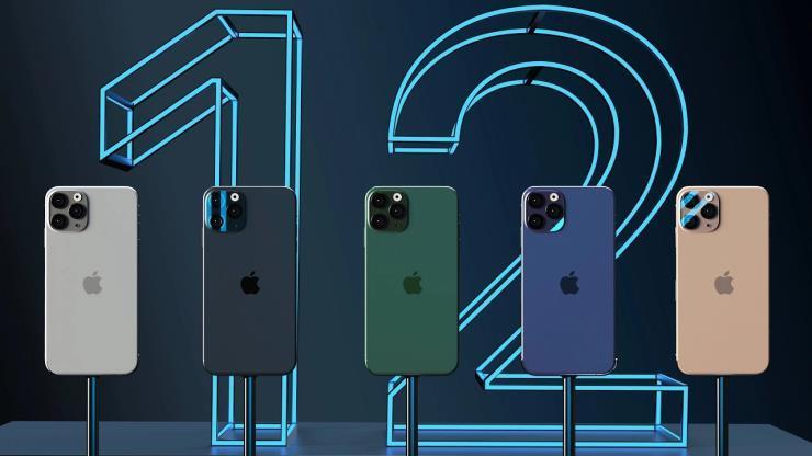 아이폰 12프로의 스펙이 공개되었다.