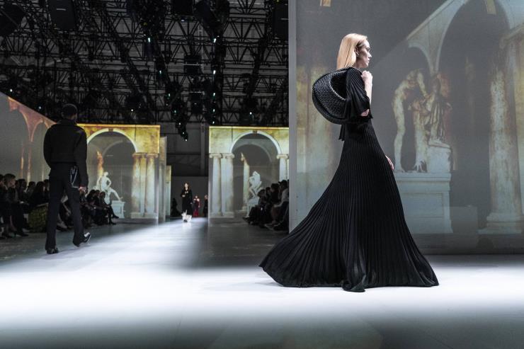 보테가 베네타 2020 가을 컬렉션.
