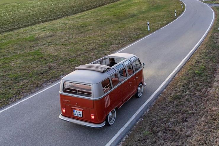 Volkswagen, e-Bulli