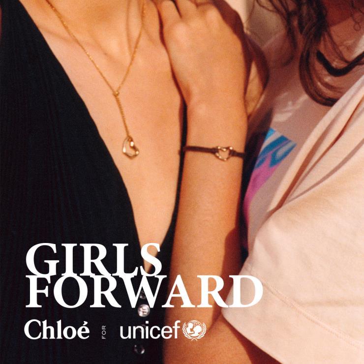 Chlo_x UNICEF 〈Girls Forward〉