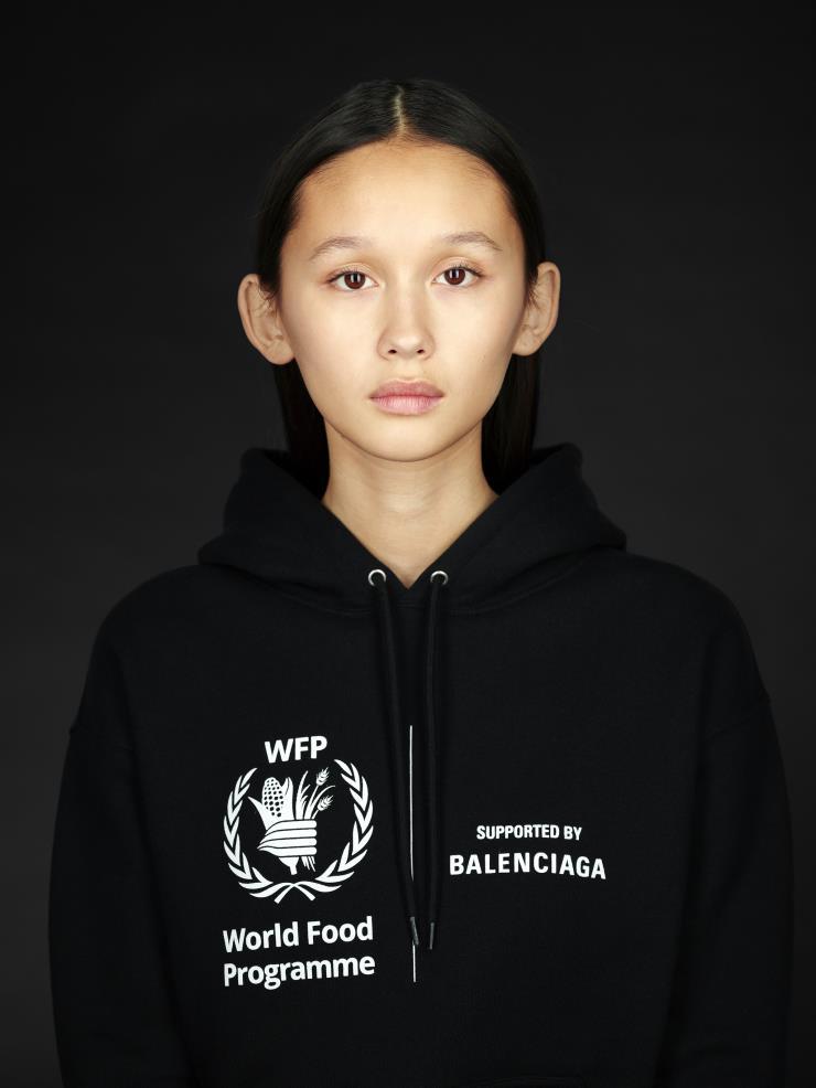 Balenciaga X WFP Collection
